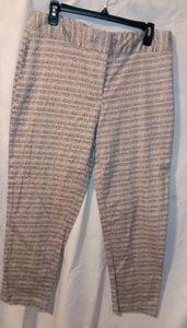 Cato Pocketed Fitted Pants Size 14 Plus